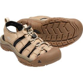 Keen Newport Retro Sandals Men Hemp/Dark Earth